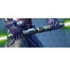 Sovran's Neophyte Double-Bladed Lightsaber*