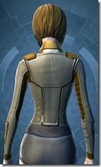 Balmorran Arms Corporate Shirt - Female Back