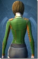 Czerka Corporate Shirt - Female Back