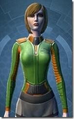 Czerka Corporate Shirt - Female Front