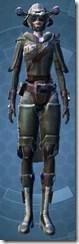 Energized Manhunter - Female Front
