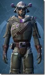 Energized Manhunter - Male Close