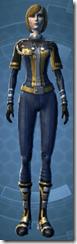 Formal Tuxedo - Female Front