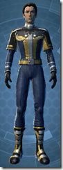 Formal Tuxedo - Male Front