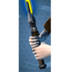 Pitiless Raider Lightsaber*