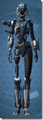 Series 917 Cybernetic - Female Front