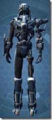Series 917 Cybernetic - Male Back