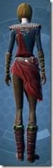 Ulic Qel-Droma - Female Back