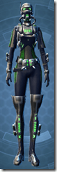THORN Containment Armor - Female Front