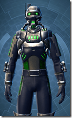 THORN Containment Armor - Male Close