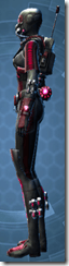 THORN Sanitization Armor - Female Left