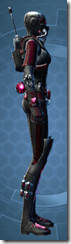 THORN Sanitization Armor - Female Right