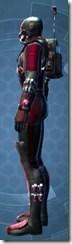 THORN Sanitization Armor - Male Left