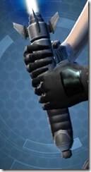 Benevolent Force Champion Lightsaber