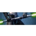 Benevolent Force Perception Lightsaberstaff*