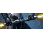 Dark Erudite Double-bladed Lightsaber*