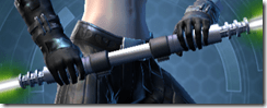 Principled Erudite Double-bladed Lightsaber