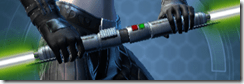 Principled Force Stoic Double-bladed Lightsaber