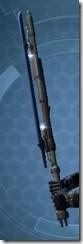 Prototype Battle Techblade