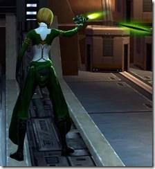 Black-Green Blaster