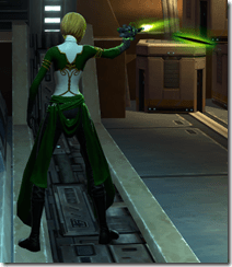 Black-Green Blaster w Bloom