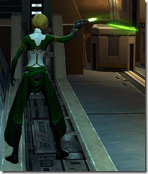 Lime-Green Blaster