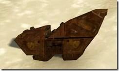 Model Sandcrawler - Side