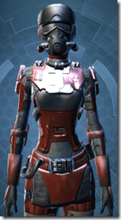 Imperial Battle Ace - Female Close