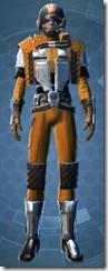 Republic Squadron Commander Pilot - Male Front