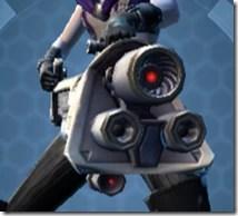 Interstellar Regulator's Cannon Aurek Front