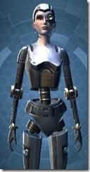 Cybernetic 212 - Female Close