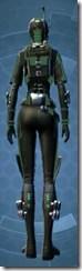 THORN Dark Vector - Female Back