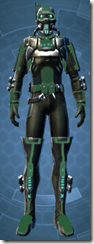 THORN Dark Vector - Male Front