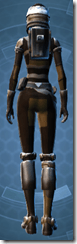 Badlands Explorer - Female Back