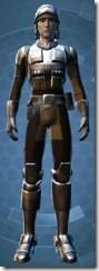 Badlands Explorer - Male Front