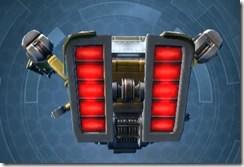 KDY Orbital Lifter - Back