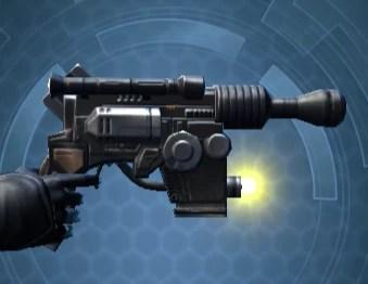 Balmorran Hand Cannon Aurek