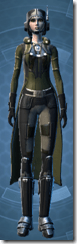 Forest Scout - Female Front