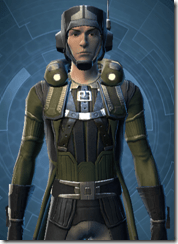 Forest Scout - Male Close