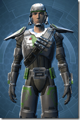 Ironclad Soldier - Male Close