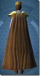 Naga Sadow - Female Back