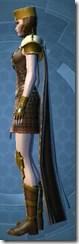 Naga Sadow - Female Left