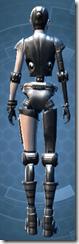 Series 510 Cybernetic - Female Back