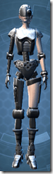 Series 510 Cybernetic - Female Front