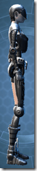 Series 510 Cybernetic - Female Right