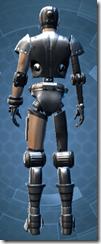 Series 510 Cybernetic - Male Back