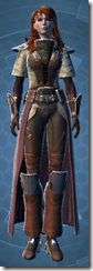 Ancient Ardent Blade Pub - Female Front