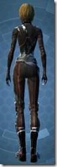 Berserker - Female Back