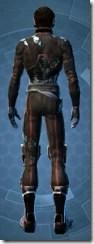 Berserker - Male Back