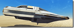 Corellian Stardrive Flash - Clipping